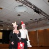 Marlene & Fredrik fick varsina fina hattar av Lena och se så glada vi blev! Hahaha! Julfest/Linedanceavslutning HT-12width=